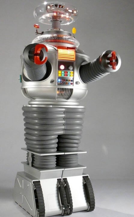 B9 from Lost in Space
