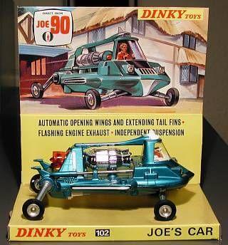 Dinky Joe 90 car