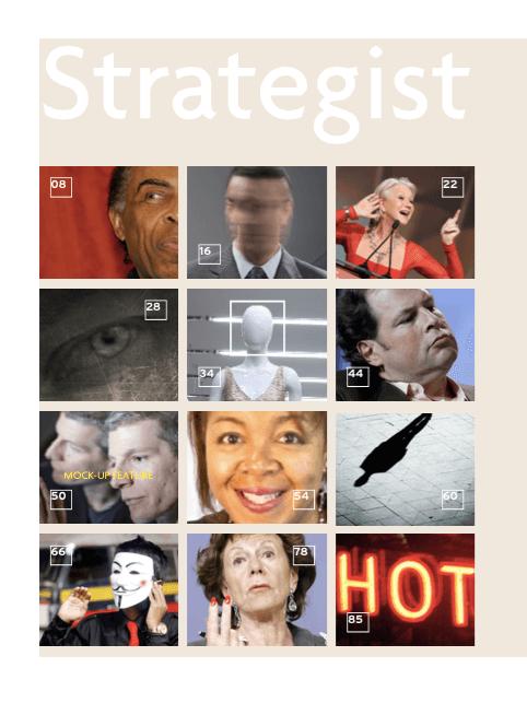 Strategist contents
