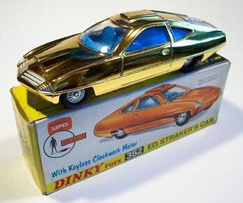 UFO Straker car (Dinky)
