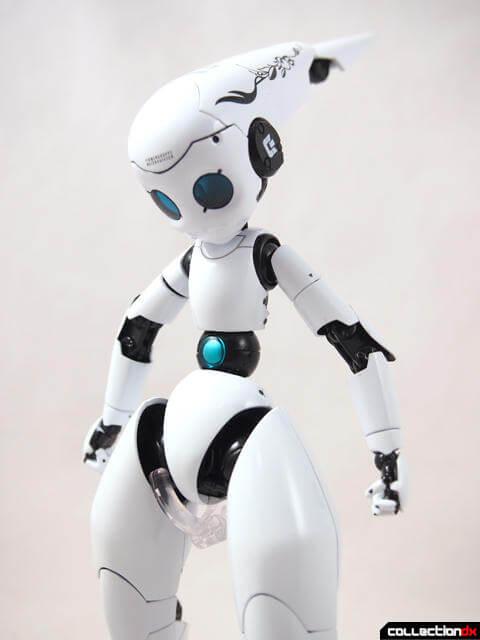 Drossel robot