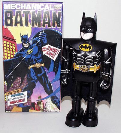 Billiken Batman robot