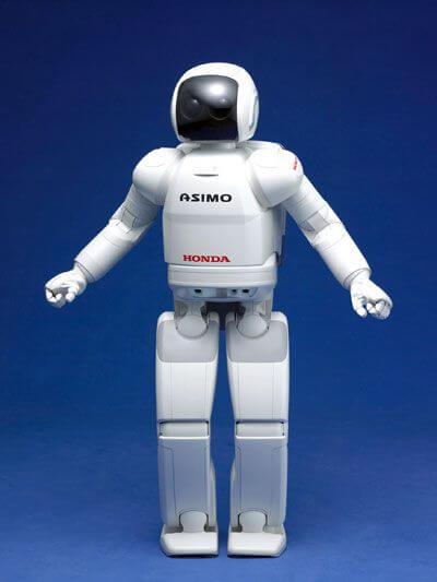 ASIMO figure