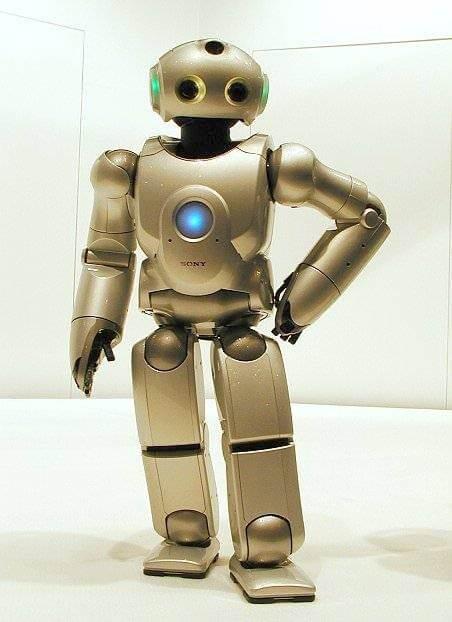 Sony QRIO (model)
