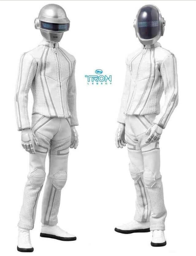 Daft Punk figures