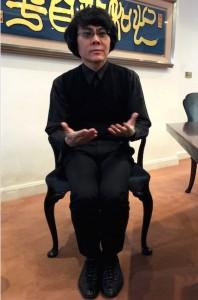 Prof. Hiroshi Ishiguro (Photo © Chris Middleton)